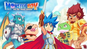 Monster Boy and the Cursed Kingdom recibe fecha de lanzamiento en Nintendo Switch, PS4 y Xbox One