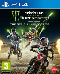 Monster Energy Supercross PS4