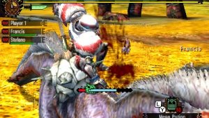 El stock vendido de Monster Hunter 4G asciende al 85% del total