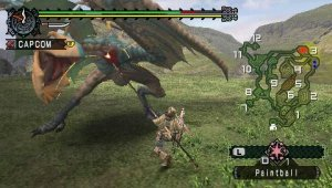 Monster Hunter 2 Freedom Unite PSP en primavera