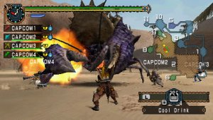 Quests gratis para el Monster Hunter en la Comic Con