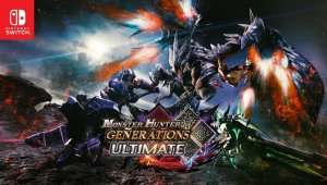 La versión para Nintendo Switch de Monster Hunter XX llegará a Occidente