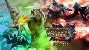 Monster Hunter Generations Ultimate, para Nintendo Switch, recibirá una demo