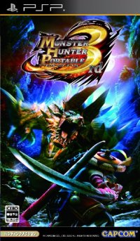 Monster Hunter Portable 3rd Playstation Portable