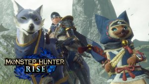 Monster Hunter Rise pierde su exclusividad con Nintendo Switch, también llegará a PC