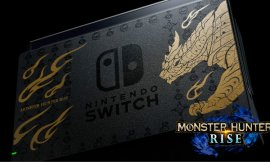 Nintendo Switch presenta una nueva edición inspirada en Monster Hunter Rise