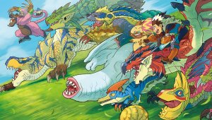 Prepara la caza de monstruos: Monster Hunter Stories llega a Occidente