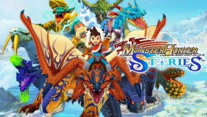Monster Hunter Stories debuta en los smartphones japoneses