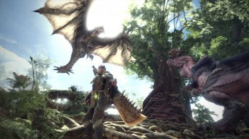 Monster Hunter World muestra en movimiento nuevos tipos de armas