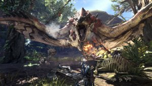 Monster Hunter World se acerca a los 8 millones de unidades distribuidas