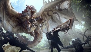 Monster Hunter World revela su calendario de eventos