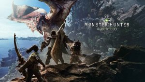 Monster Hunter World actualiza sus ventas en PS4 y Xbox One