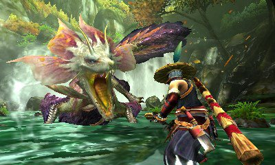 Monster Hunter X