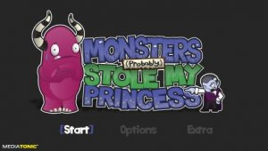 Nuevo juego en PSN, Monsters Probably Stole My Princess