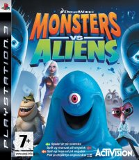 Monstruos Contra Alienígenas PS3