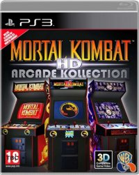 Mortal Kombat: HD Arcade Kollection PS3