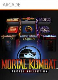 Mortal Kombat: HD Arcade Kollection Xbox 360
