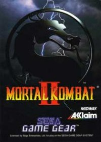 Mortal Kombat II Game Gear