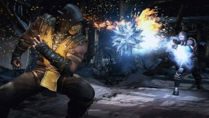 ¿Es posible un cross-over entre Street Fighter y Mortal Kombat?