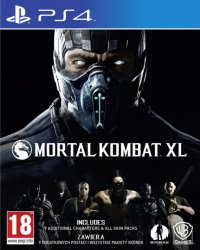 Mortal Kombat XL PS4