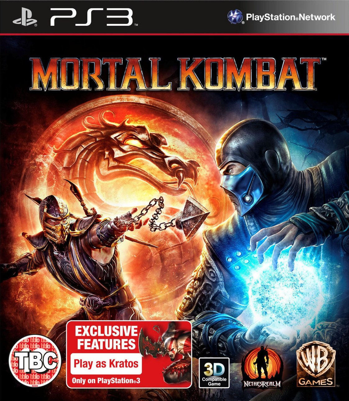 Mortal Kombat PS3 - JuegosADN