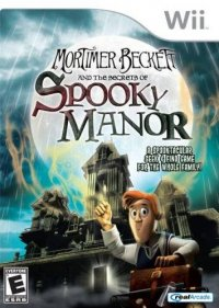 Mortimer Beckett and the Secrets of Spooky Manor Wii