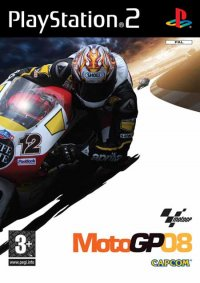 MotoGP 08 Playstation 2