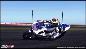 Ya disponible MotoGP 13 Compact