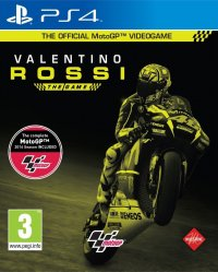 MotoGP 16: Valentino Rossi The Game PS4