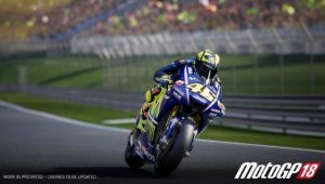 MotoGP 18: Creando la mejor experiencia visual para PC, Nintendo Switch, PS4 y Xbox One