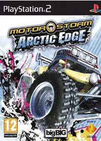 MotorStorm Artic Edge Playstation 2