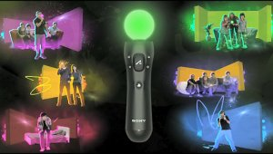 Las demos de Playstation Move