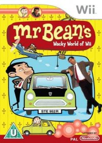 Mr Bean's Wacky World Wii