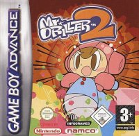 Mr. Driller 2 Game Boy Advance