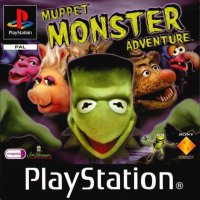 Muppet Monster Adventure Playstation