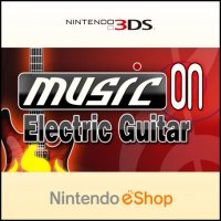 Music on: Electric Guitar Nintendo 3DS