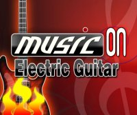 Music on: Electric Guitar Nintendo DS