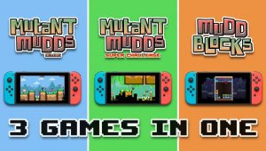 Mutant Mudds Collection llegará a finales de año a Nintendo Switch