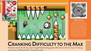 Mutant Mudds Super Challenge se retrasa hasta 2016