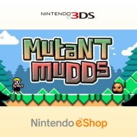 Mutant Mudds Nintendo 3DS