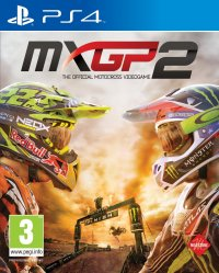 MXGP 2 - The Official Motocross Videogame PS4