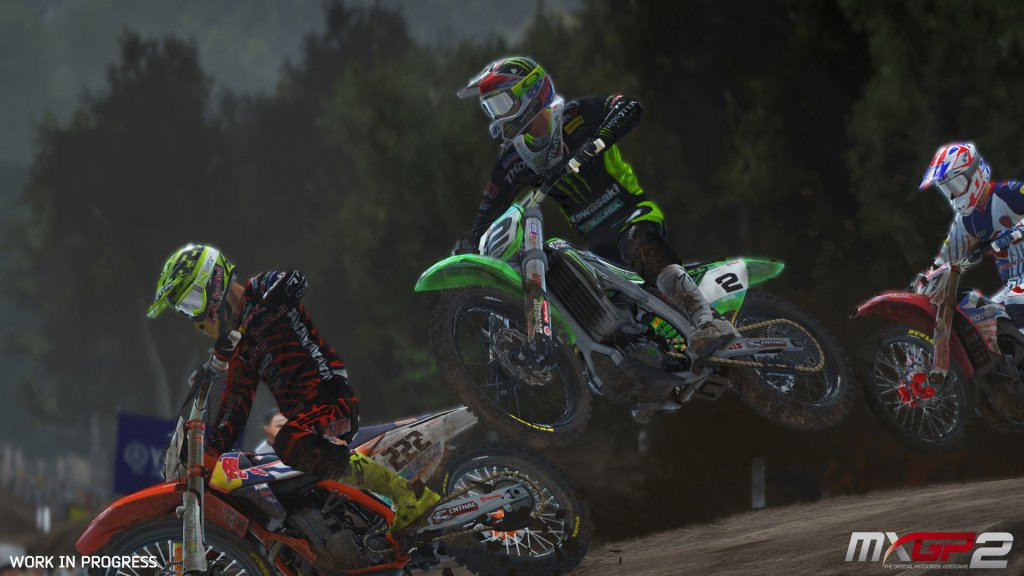 MXGP 2 - The Official Motocross Videogame