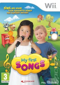 My First Songs Wii