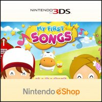 My First Songs Nintendo 3DS