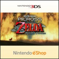 My Nintendo Picross: The Legend of Zelda: Twilight Princess Nintendo 3DS