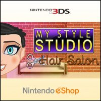 My Style Studio: Hair Salon Nintendo 3DS