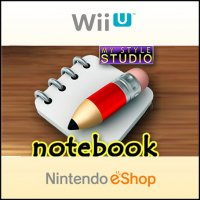 My Style Studio: Notebook Wii U