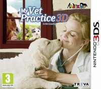 My Vet Practice 3D - In the Country Nintendo 3DS