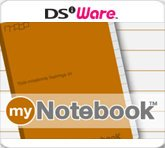 myNotebook: Tan Nintendo DS