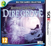 Mystery Case Files: Dire Grove Nintendo 3DS
